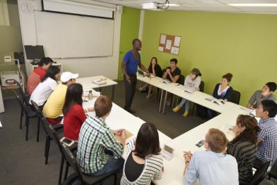 English for Academic Purposes (EAP 3) (Day Courses)