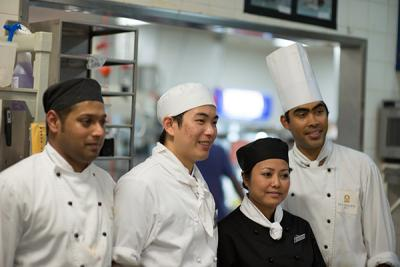 Diploma of Hospitality (2 year Combined Courses)