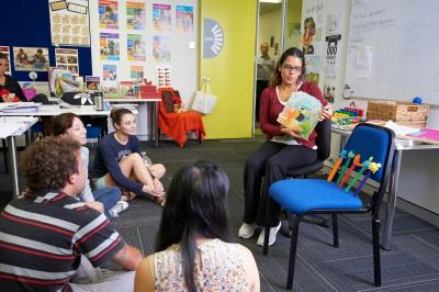 Diploma of  Early Childhood Education and Care (For students with a Cert III)