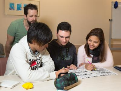 Certificate in Teaching English to Speakers of Other Languages (CELTA)