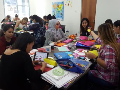 Diploma in Early Childhood Education and Care